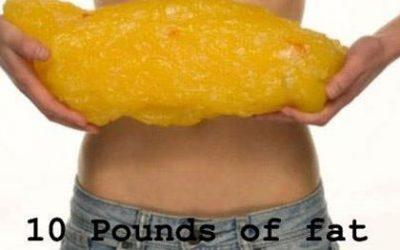 10 Pound Weight Loss Benefits
