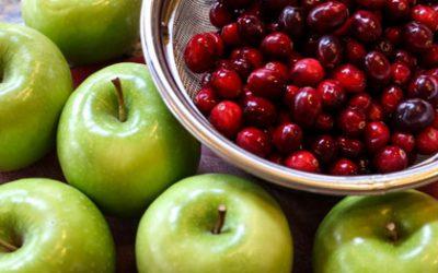 Healthy Cranberry Sauce Relish