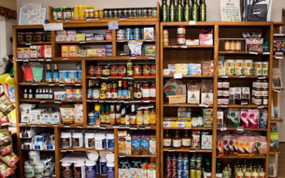 Santa Cruz' Healthy Grocery Store